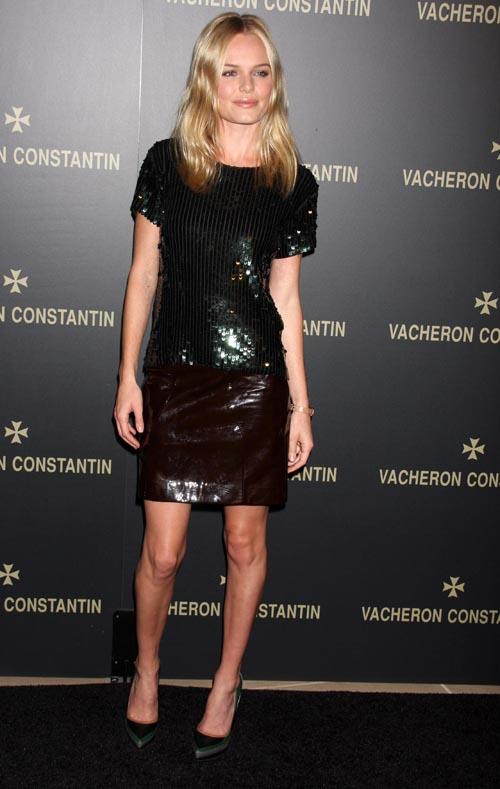 Kate Bosworth носит часы от Vacheron Constantin